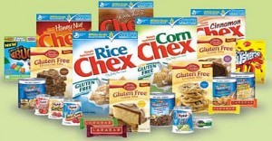 Free Samples of name brand groceries