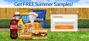 Free Summer Samples Pack