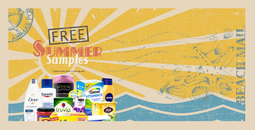 Free Summer Samples