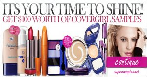 Free Cover Girl Samples